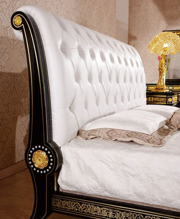 Bedroom Set in Empire Style - Top and Best Italian Classic Furniture