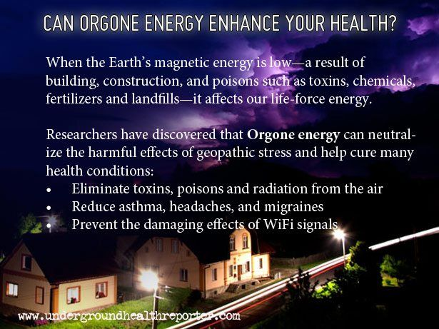 Energy Did You Know That In The Mid 1930s A Doctor Was Able To Detect And Measure The Existence Of Etheric Energy Lif Orgone Energy Effects Of Stress Energy