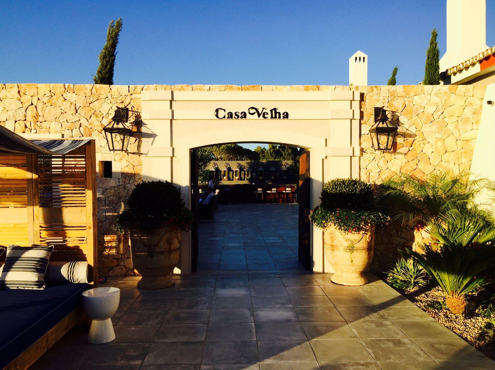 Casa Velha Restaurant Quinta do lago, Algarve Google