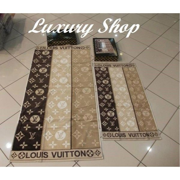 Louis Vuitton Bathroom Louis Vuitton Bath Set Luxurious Bath