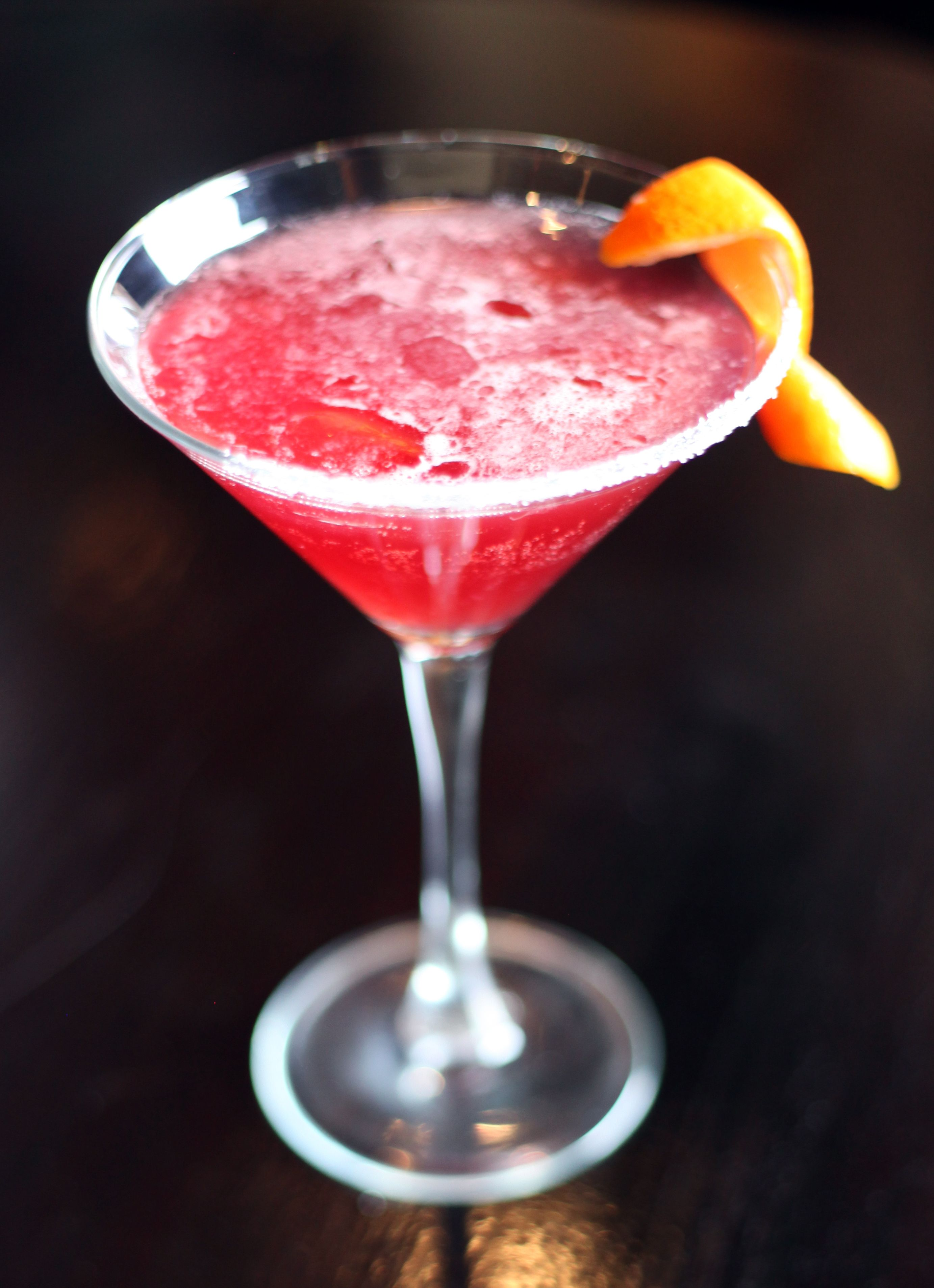 Cantina Laredo offers a special menu Feb. 12-14 and features its new Aphrodite margarita made with 1800 reposado tequila and Solerno blood orange liqueur,...