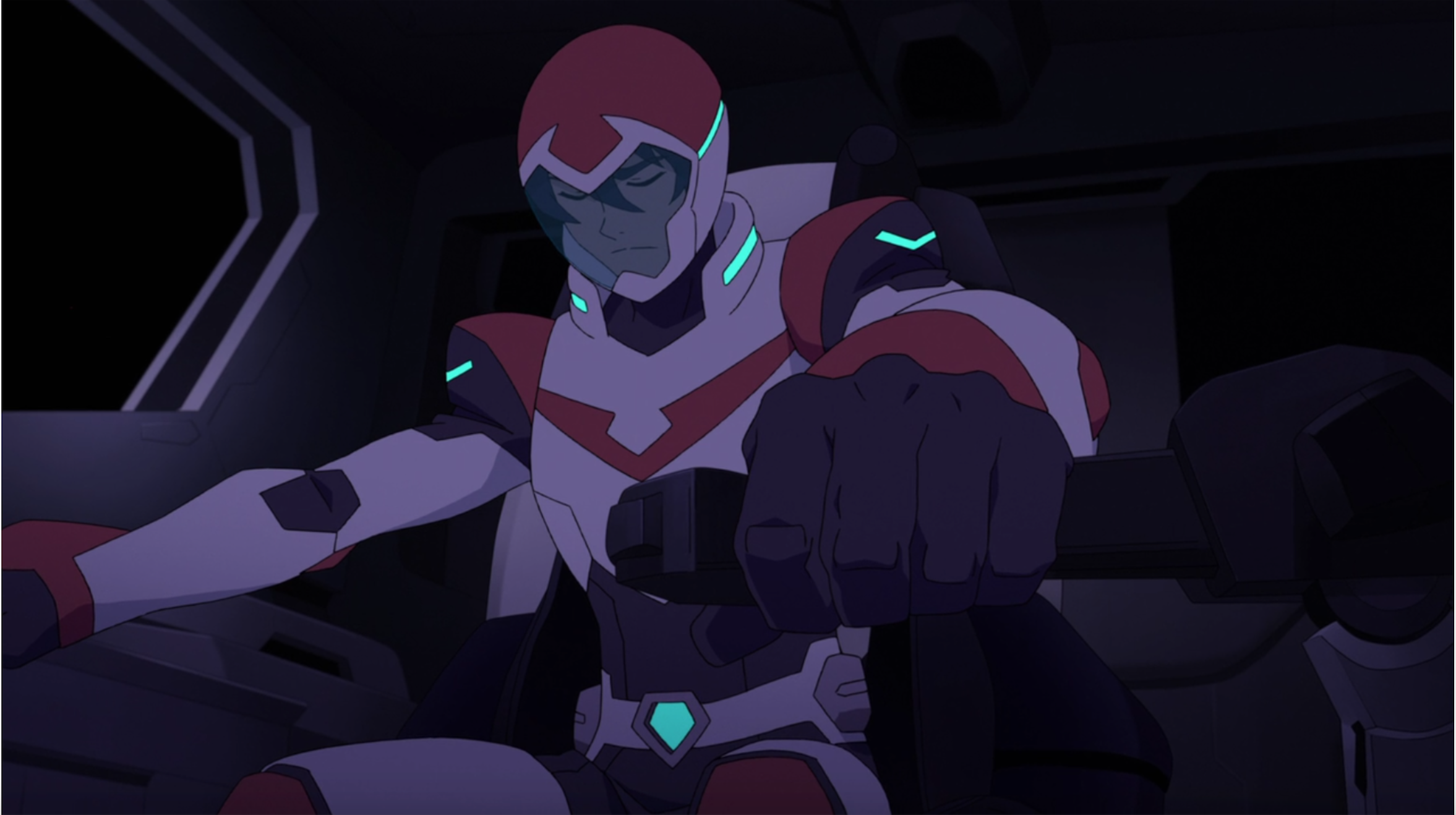 Keith To Himself I Know You Want This For Me Shiro But I M Not You I Can T Lead Them Like You From Voltron Legendary Defender Voltron Favorite Character