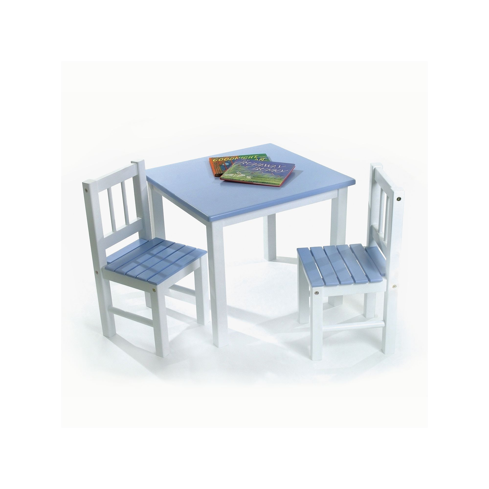 Lipper Children\u0027s Table and Chairs Set ...  sc 1 st  Pinterest & Lipper Children\u0027s Table and Chairs Set Green | Products