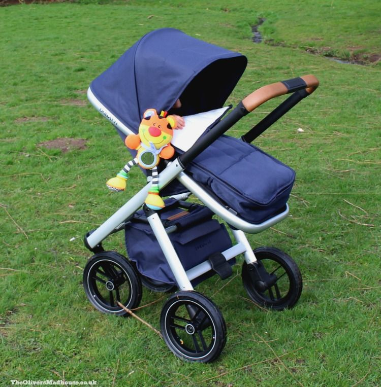 A Review Of The Dubatti One All Terrain Pushchair We Were Sent This Stroller To Try