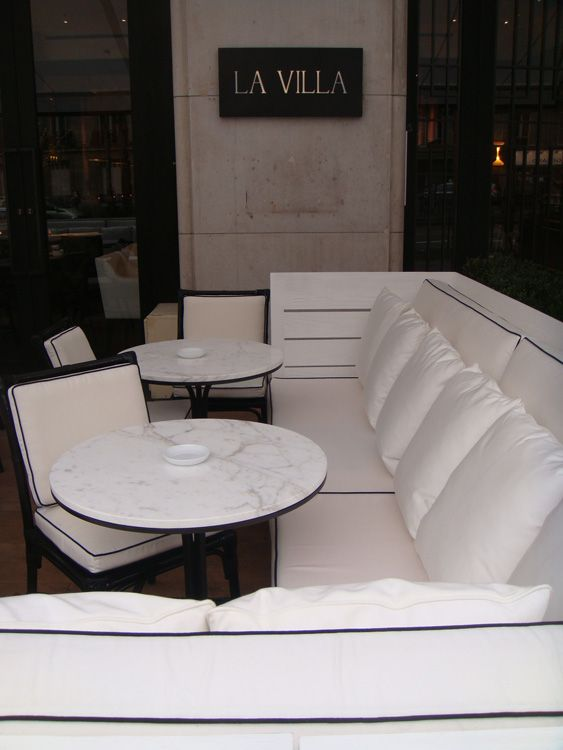 La Villa - 37, avenue de Friedland 75008 Paris