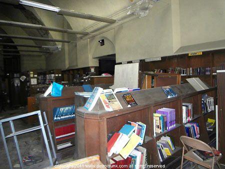 Abandoned Public Library Detroit Mi Abandoned Detroit Abandoned Malls Abandoned Buildings