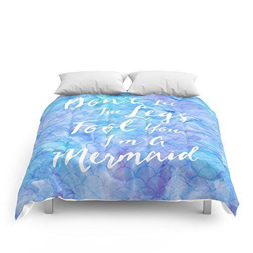 Mermaid Bedding Sets And Mermaid Comforter Sets Mermaid Bedding