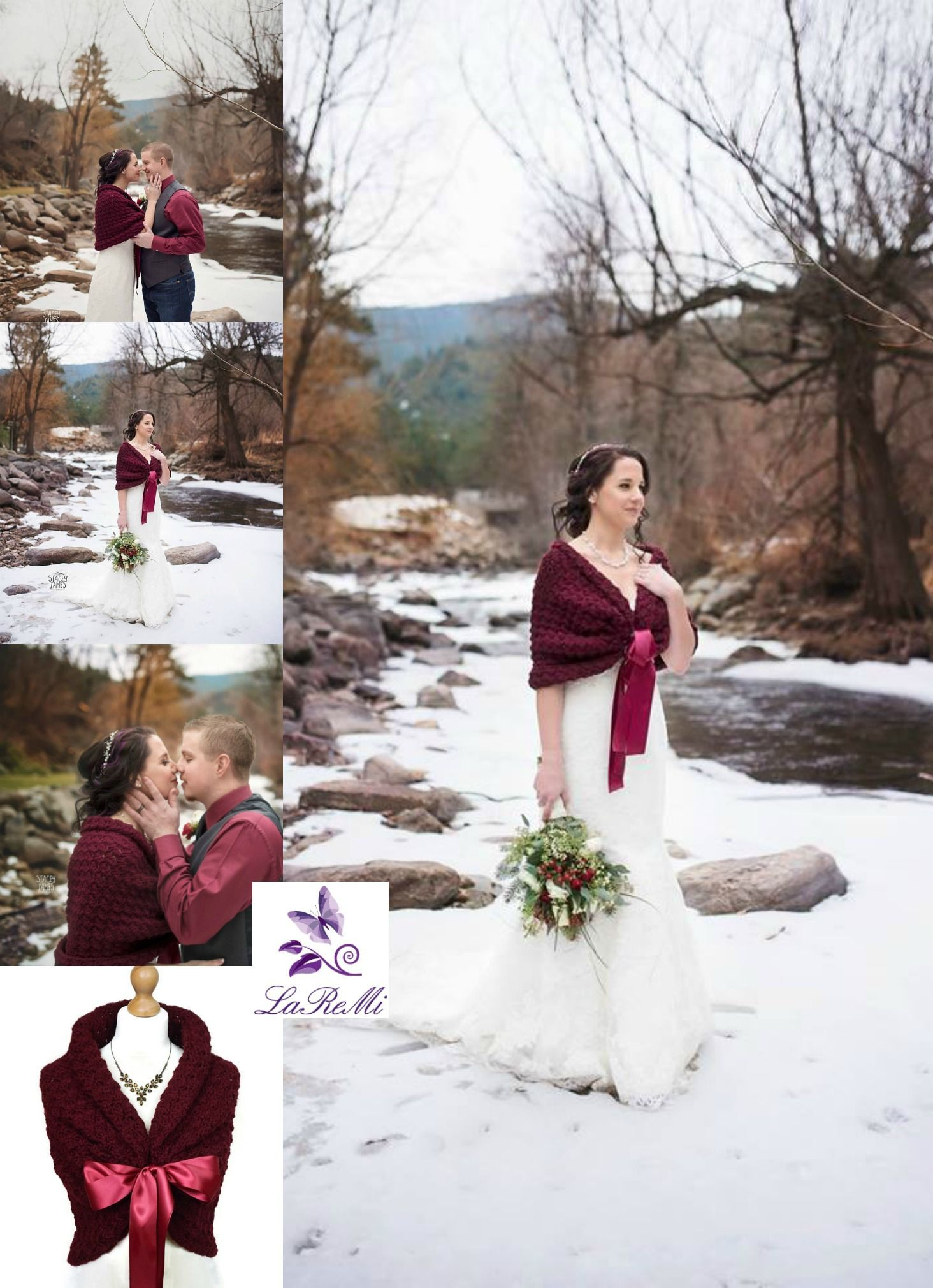 Elegant And Unique It Can Be The Perfect Gift For Your Bridesmaids Click Through To See Real Brides Wearing These: Red Bridal Wedding Dress Cover Ups At Websimilar.org