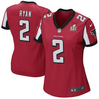 a9ed14ede Enjoy fast shipping at flat rates on every order of Women s Atlanta Falcons  Nike White Limited Jersey. Find this Pin and more on 2017 NFL 51th Super  Bowl ...