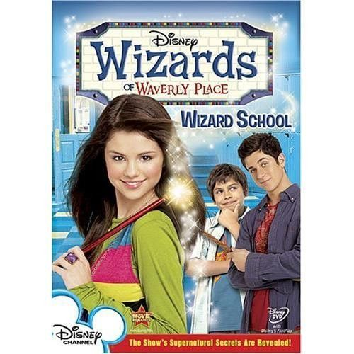 WIZARDS OF WAVERLY PLACE WIZARD S MOVIE