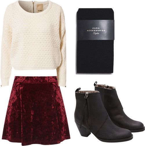 concert outfits tumblr during winter - Google Search - Cute Outfit For Winter I'd Wear That Pinterest Concert