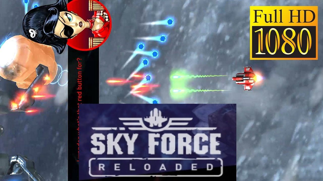 Sky Force Reloaded Game Review 1080p Official Infinite