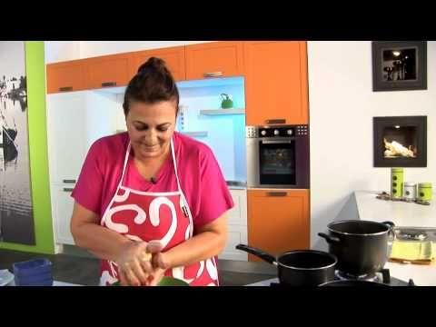 حسو بالكعابر Tunisian Food Arabic Food Tunisian