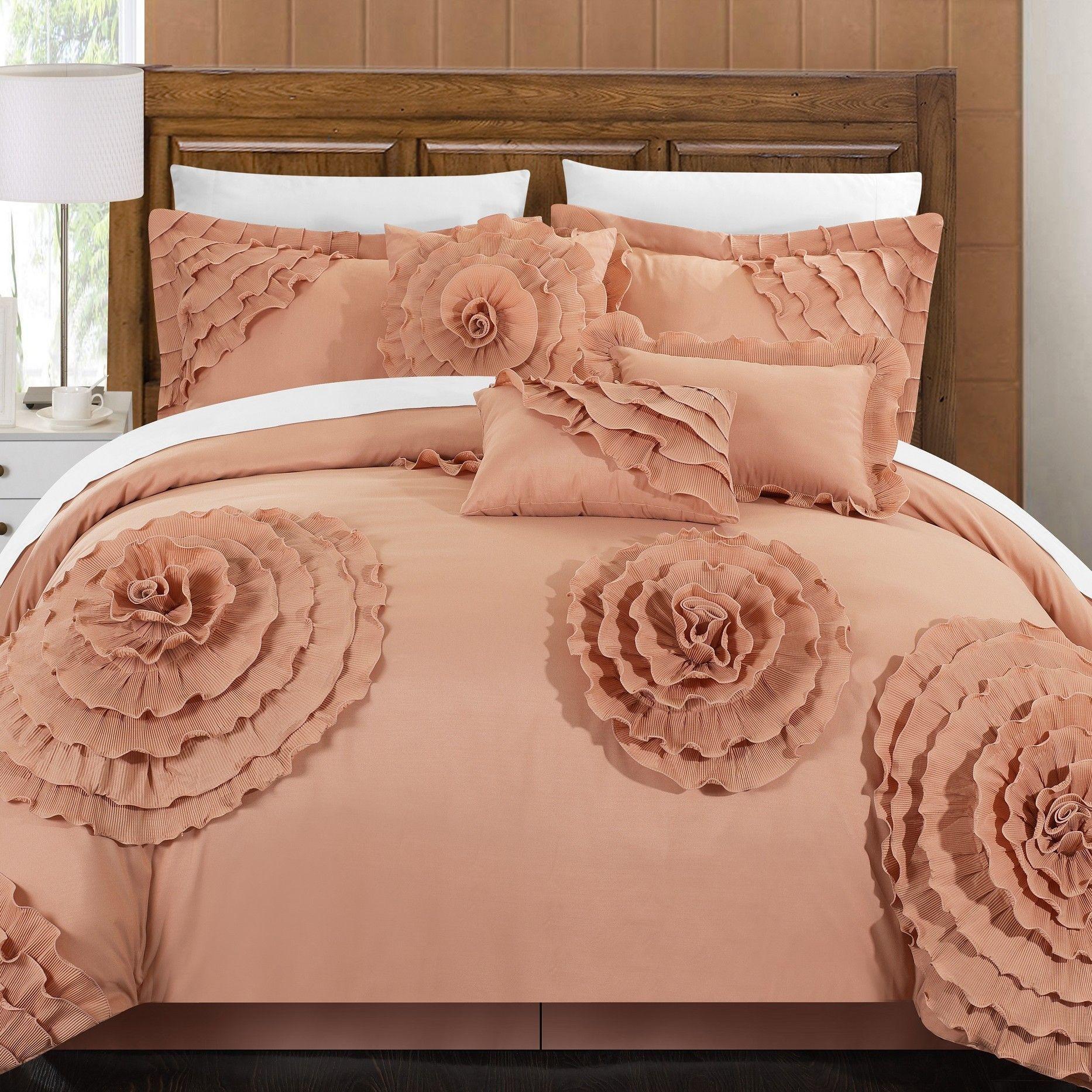 Best Belinda Comforter Set Comforter Sets Duvet Cover Sets Home 640 x 480