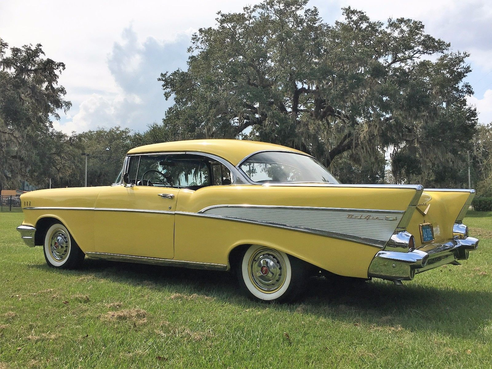 Pin By Deb On Classic Cars Pinterest Chevrolet Chevy And 1957 El Camino Nice Awesome Bel Air 150 210 2 Door Hardtop Beautiful Yellow