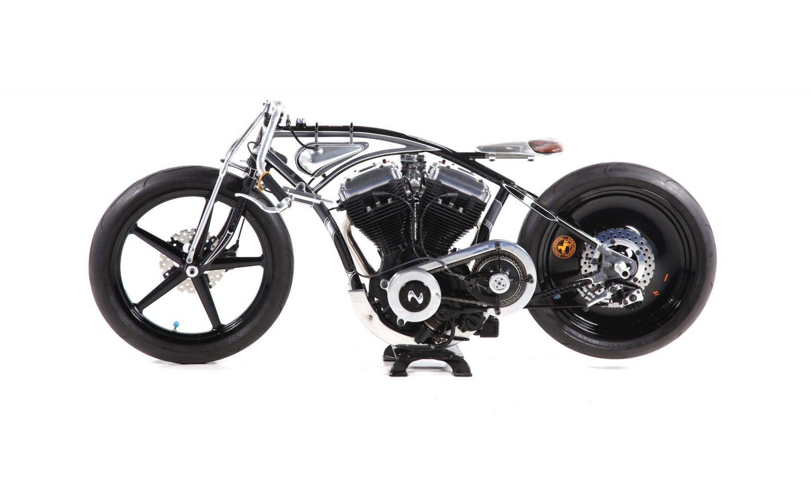 laurent dutruel land speed racer | buell motorcycles, speed racer