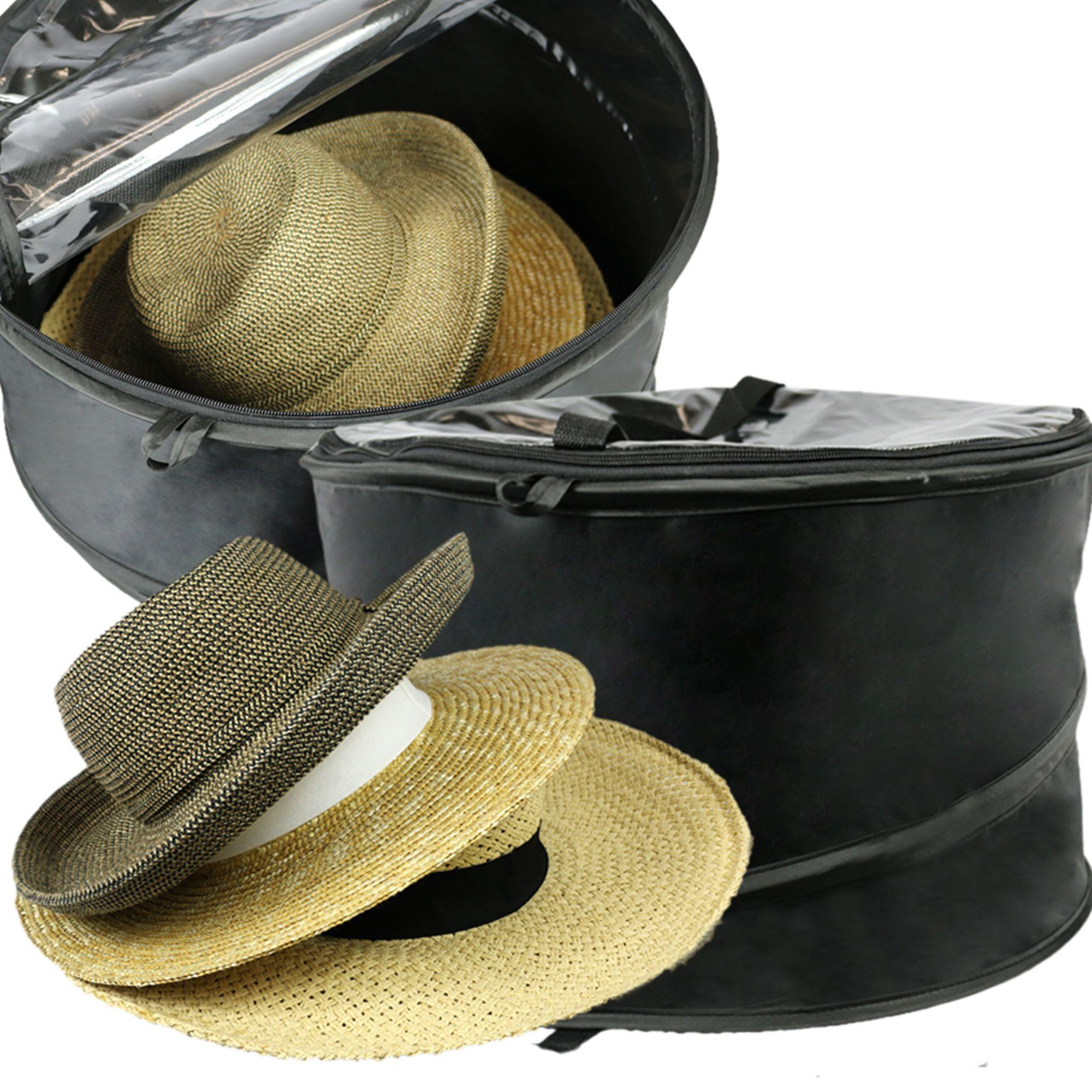 Home in 2020 hat storage round hat hat box
