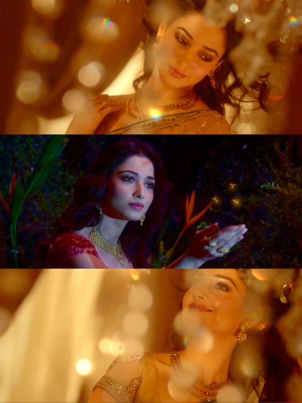 Tamanna Bhatia For Malabar Gold Diamonds Ad Malabargoldjewellery Gold Jewelry Handmade Gold Jewellery Gold