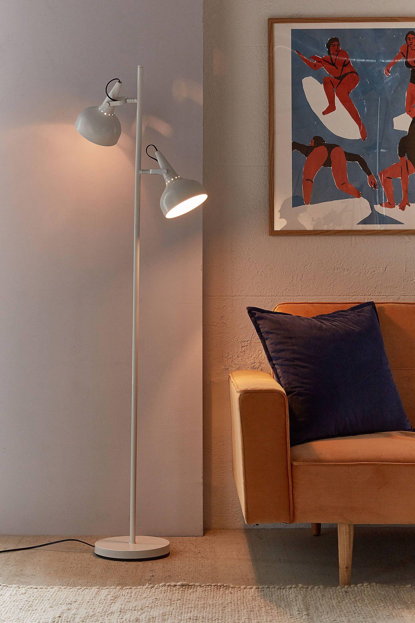 Lowry Floor Lamp Modern floor lamps, Floor lamp, Bedroom