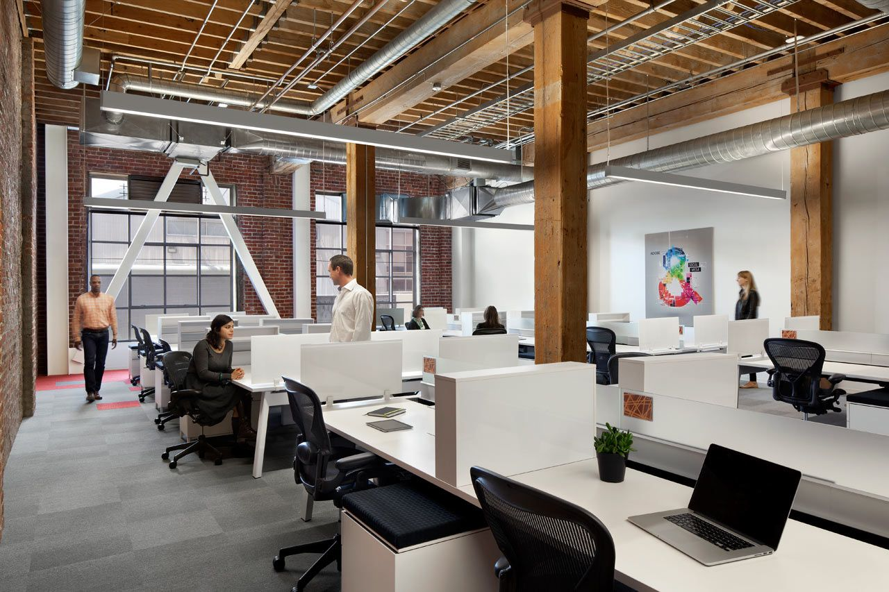 office design company. Modern And Minimalist Open Plan Office #openplanoffice Cubicles.com | Pinterest Interiors, Cubicle Design Company D