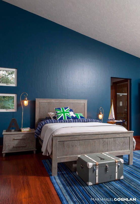 10 rec maras juveniles sensacionales dormitorios - Decoracion habitaciones juveniles nino ...