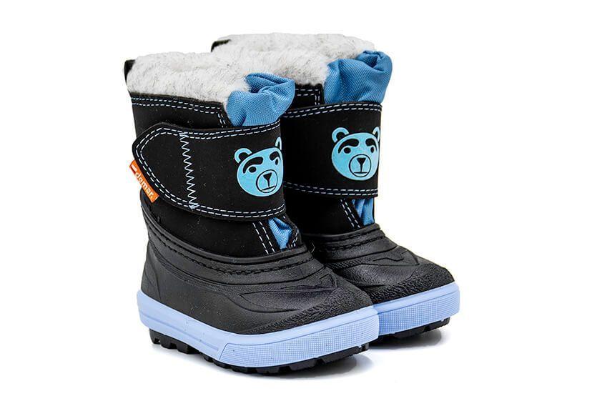Sniegowce Dla Dzieci Demar Bear A Buty Zimowe Dzieciece Welna Kids Winter Boots Boots Childrens Boots