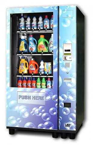 Laundry Detergent Vending Machine Laundry Shop Laundry Business