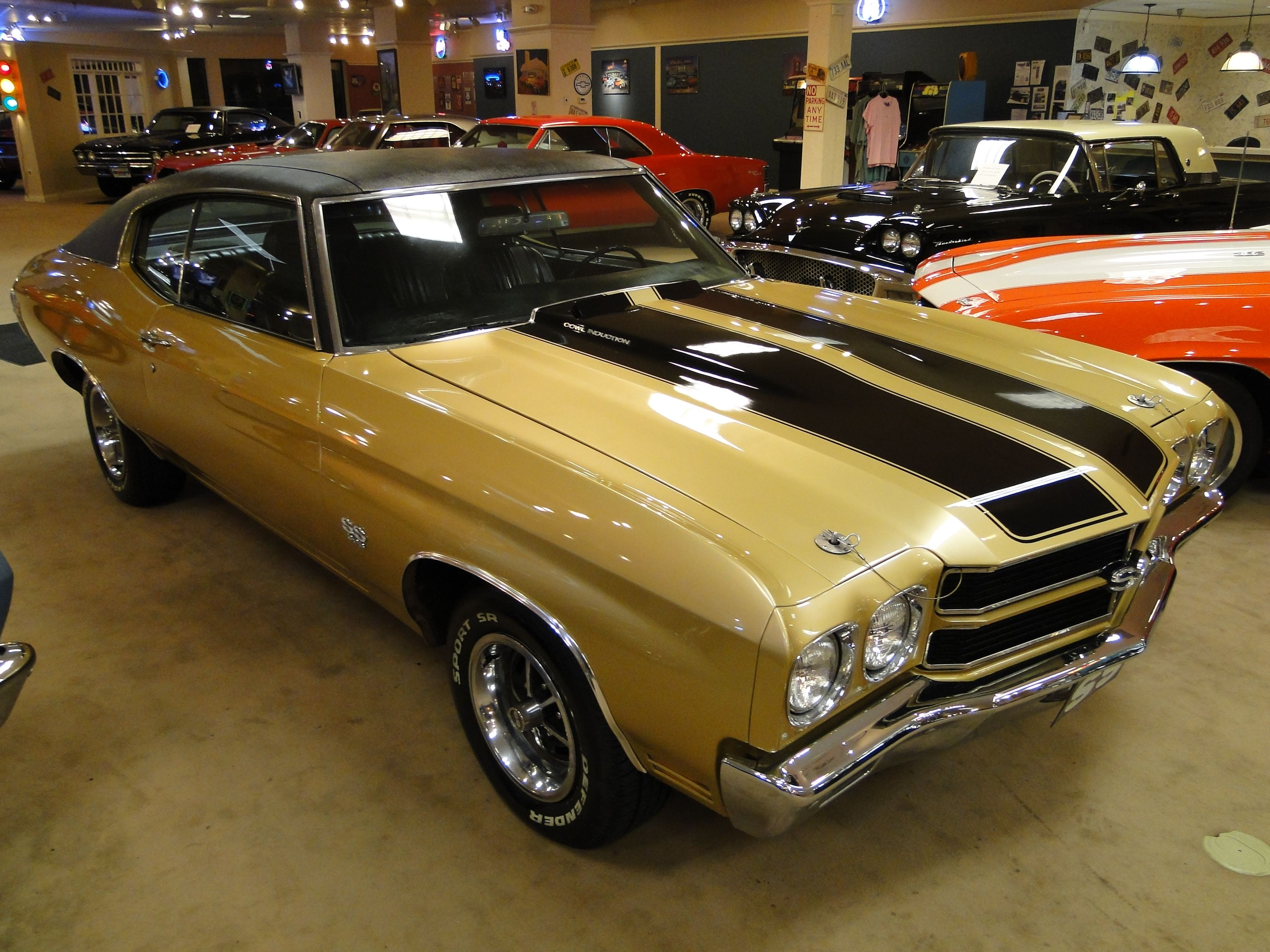 1970 chevelle ss gold google search