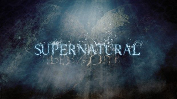 Logo Supernatural Wallpaper Hd Download Supernatural Wallpaper Supernatural Movie Supernatural Background