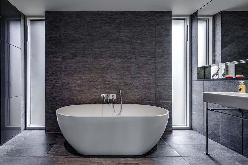Die besten 17 Bilder zu BATHROOM IDEAS auf Pinterest Badezimmer - glasbilder für badezimmer