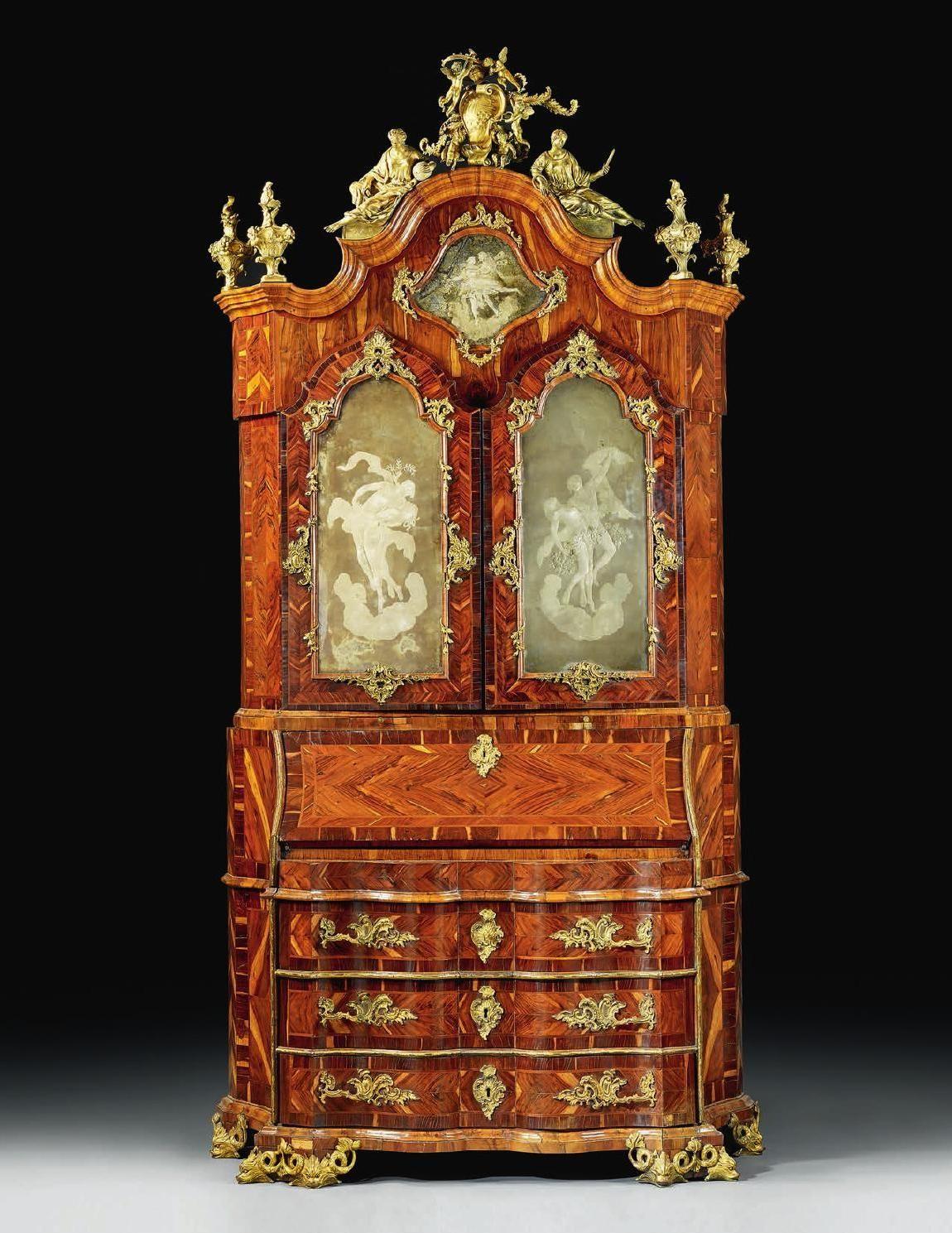 Pin de allure milion en deco vintage pinterest muebles - Muebles estilo antiguo ...