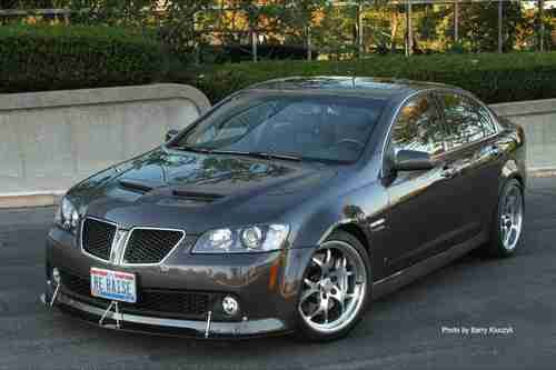 Find Used 880 Hp Twin Turbo Pontiac G8 Gt Immaculate Low Miles