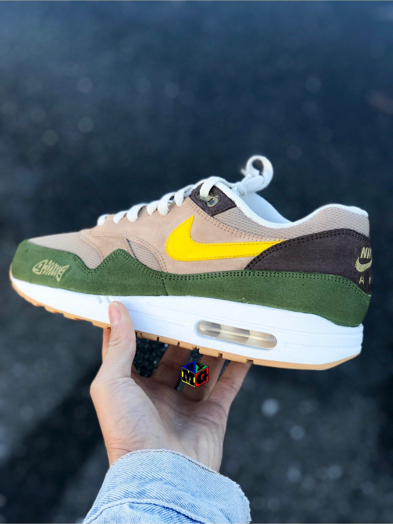competitive price b1389 73d29 Nike Air Max 1
