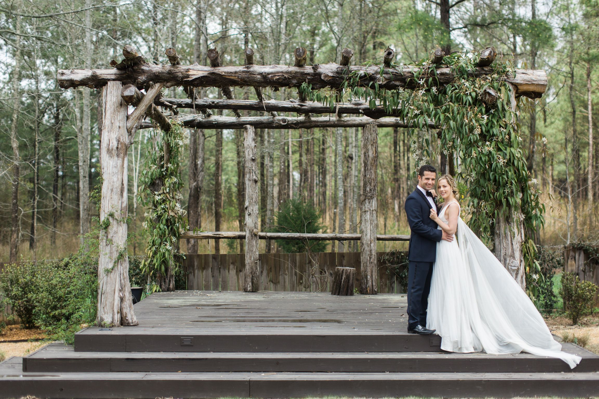 Winter weddings Outdoors Columbus wedding venues