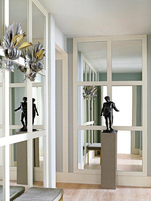 Una vivienda decorada con arte y elegancia