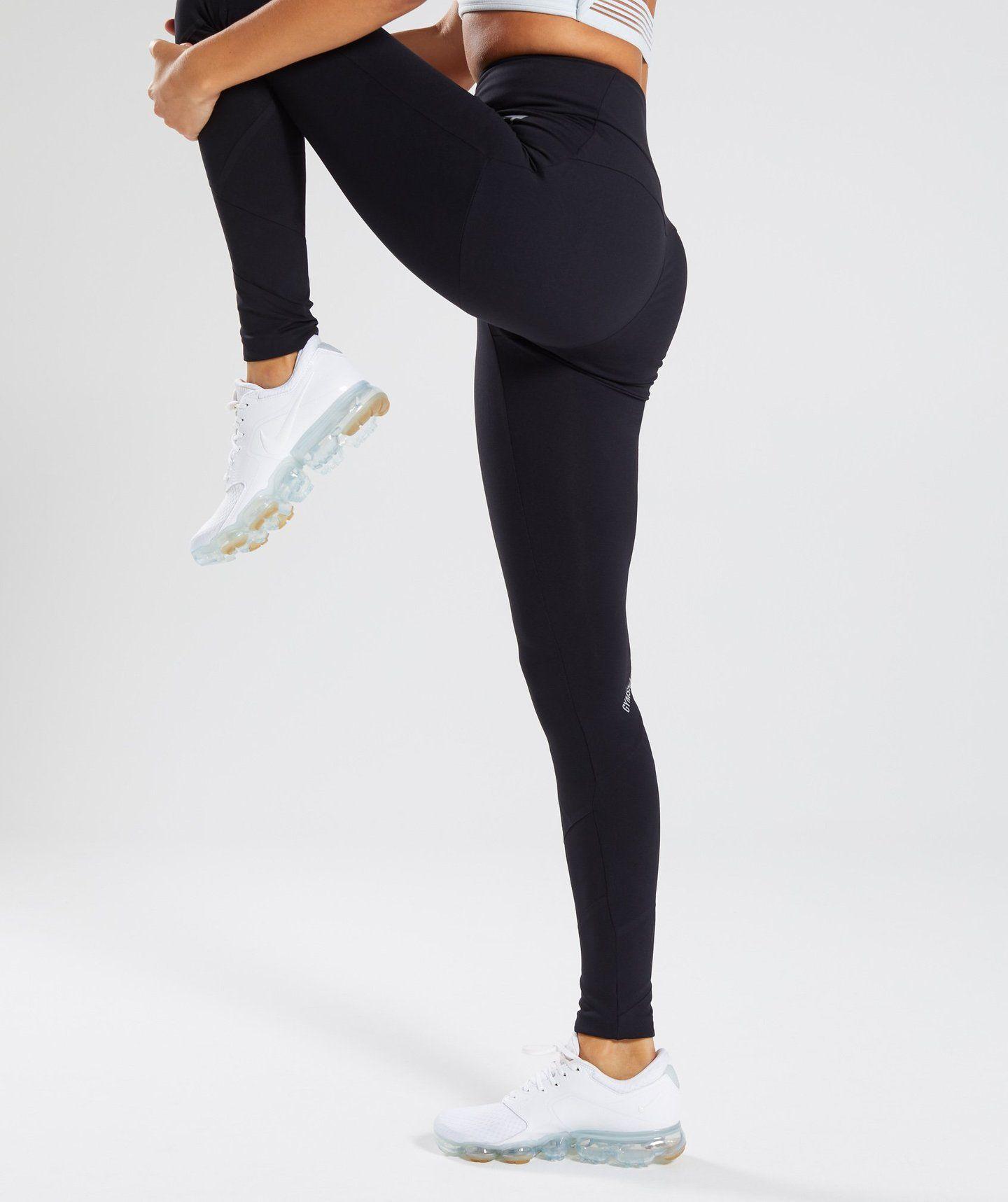 c0018604c79b6 Gymshark Fused Ankle Leggings - Black | Clothes to buy | Black ...