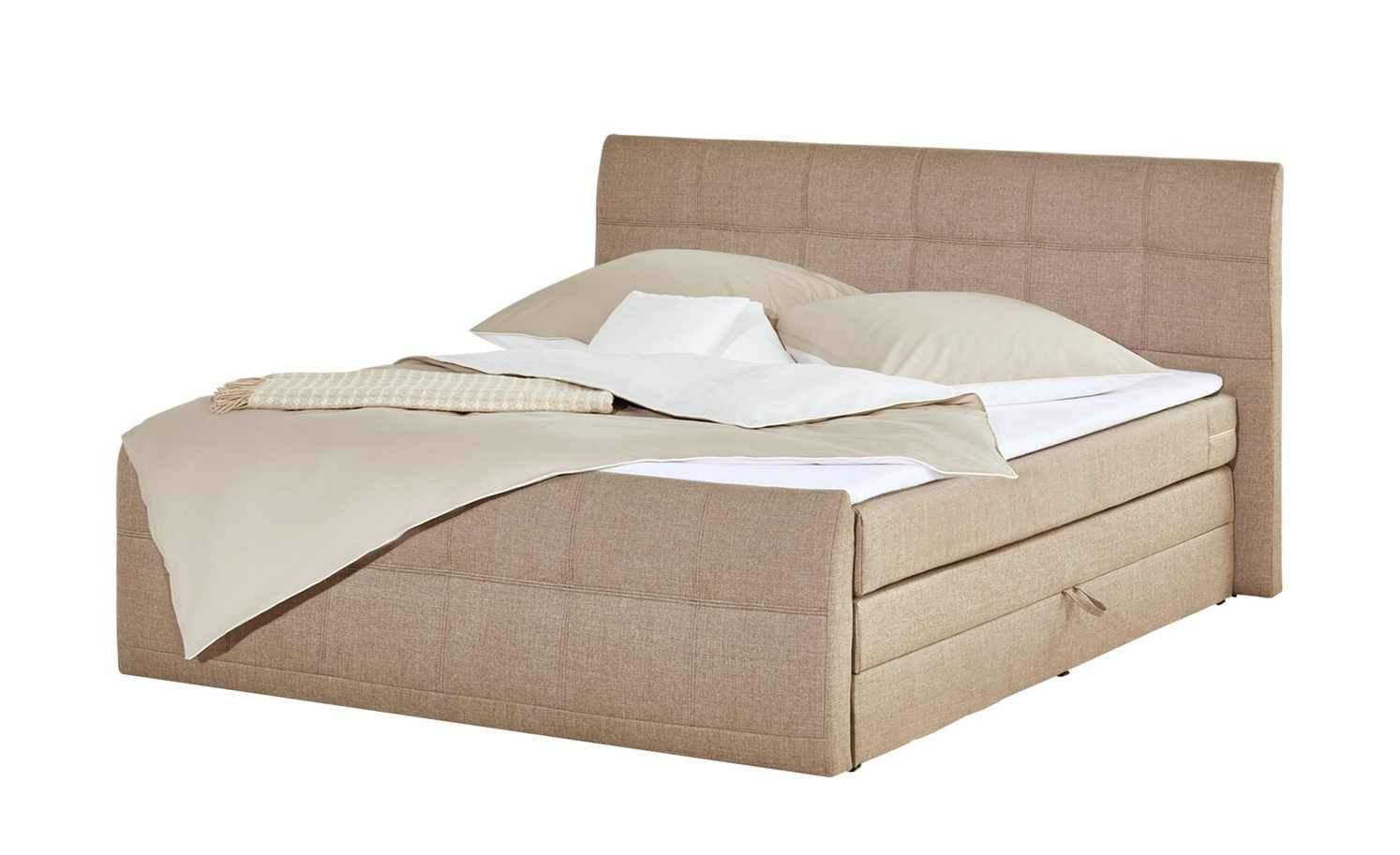 Boxspringbett 180x200 Mit Bettkasten Earl Boxspringbett Bett