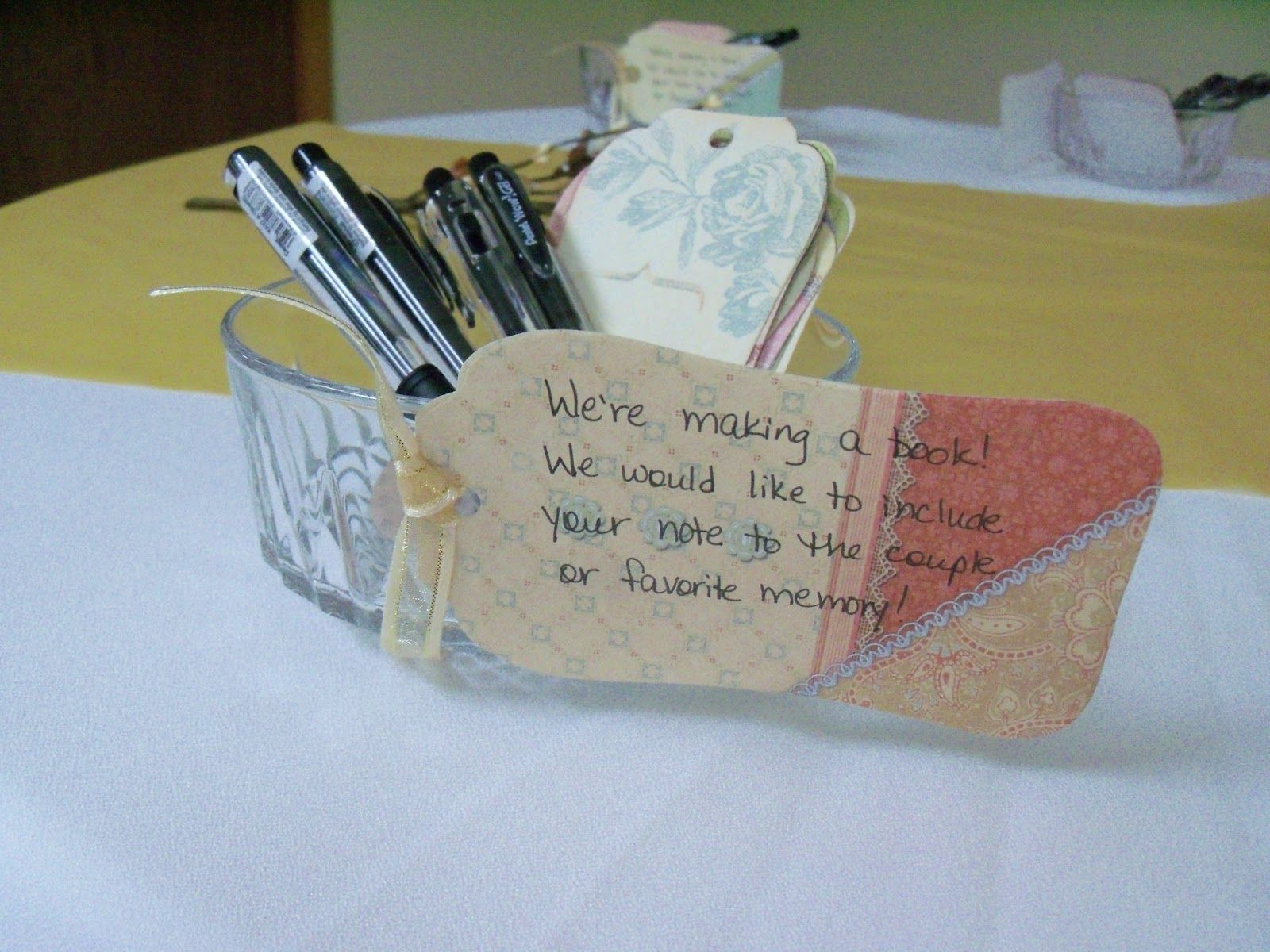 50th Wedding Anniversary Party Favors To Make Golden Supplies