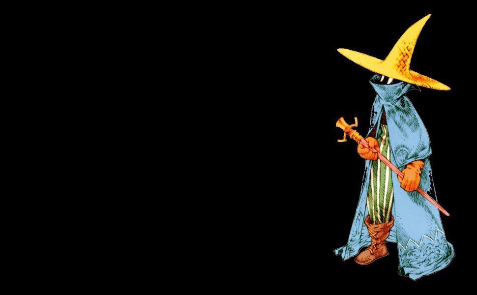 Download 58 Final Fantasy Wallpaper Black Mage Gratis Terbaru