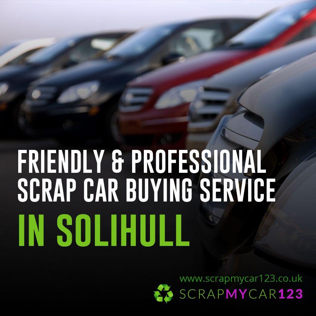Solihull Scrap car, Car, Car buying