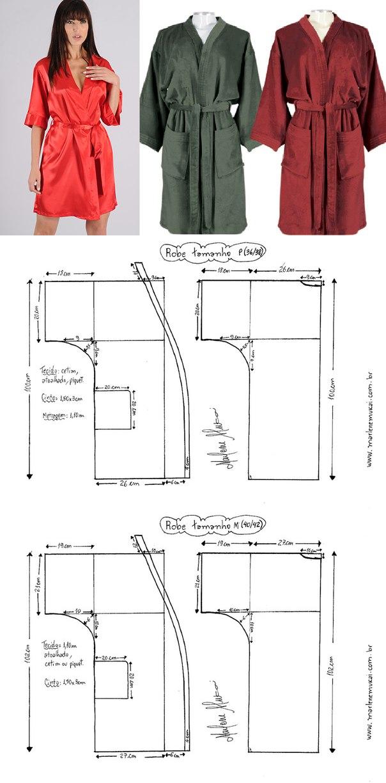 ШЬЮ САМА | Costura, Patrones y Molde