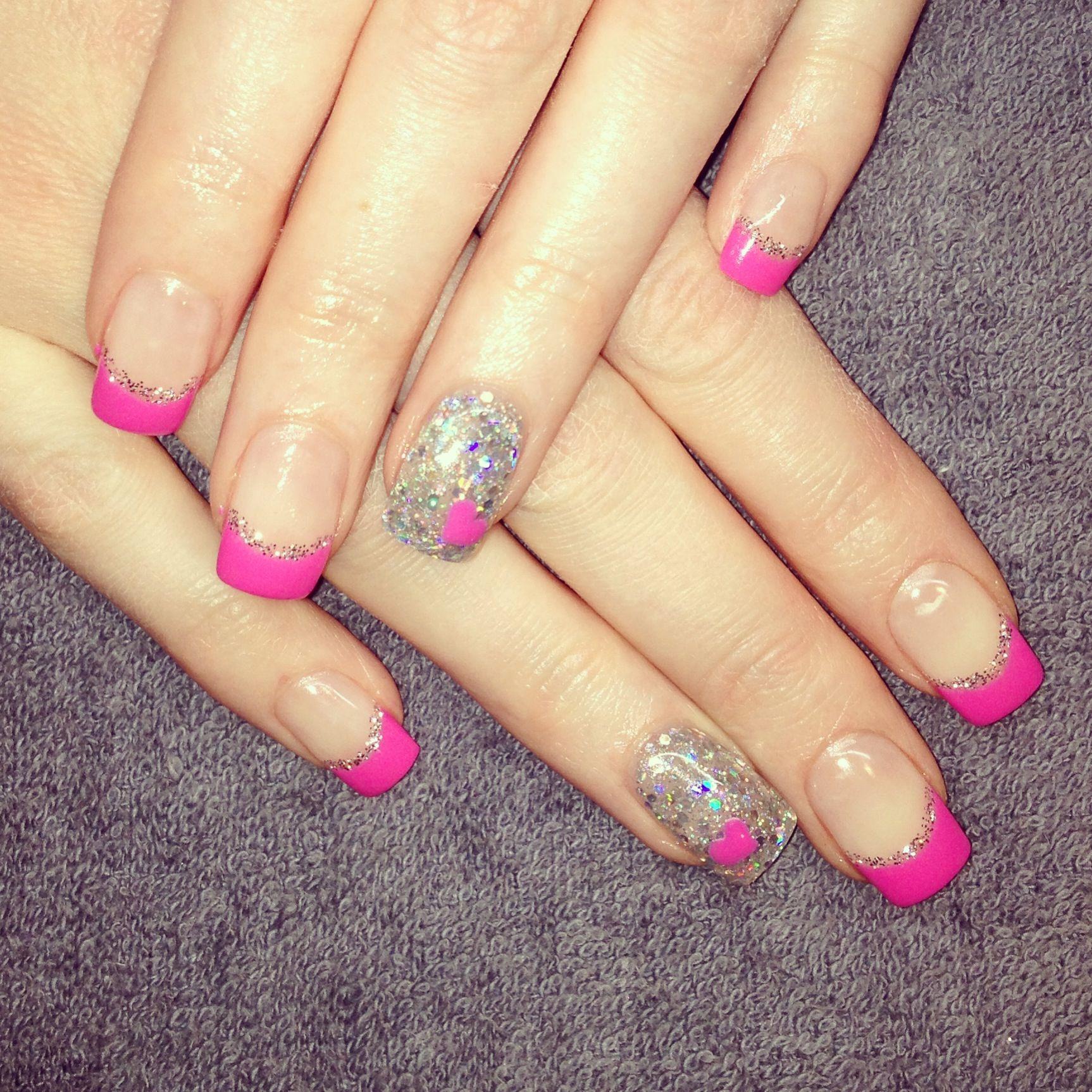 Gel nails   Nails by Krystal   Pinterest   Gel designs, Nail nail ...