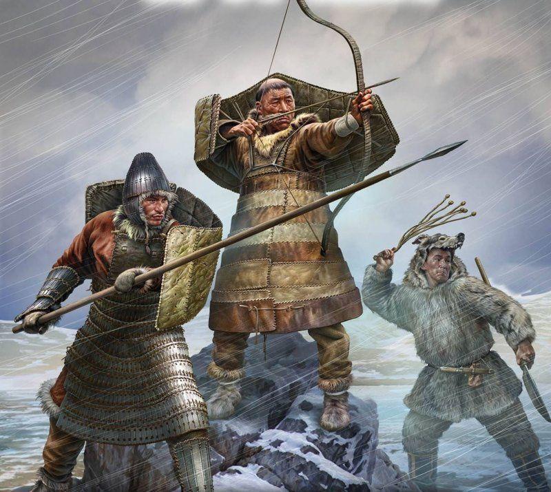 Kết quả hình ảnh cho chukchi war