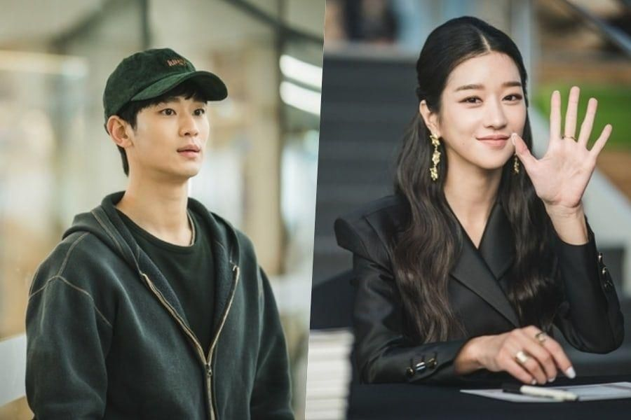 "Kim Soo Hyun And Seo Ye Ji Share Thoughts About Working Together In ""It's Okay To Not Be Okay"""