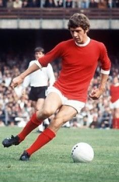 Brian Kidd Manchester United 1970