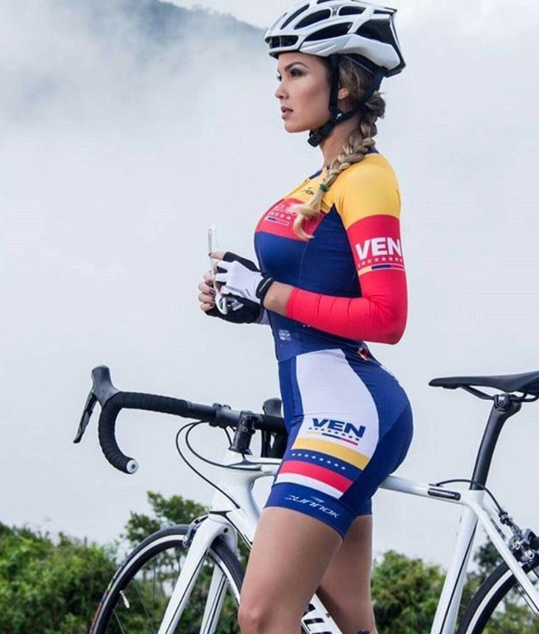 pro weibliche radfahrer
