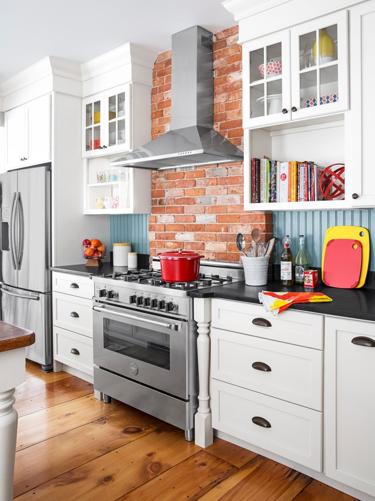 The New 170 Year Old Kitchen Kitchen Design Kitchen Backsplash Inspiration Stylish Kitchen