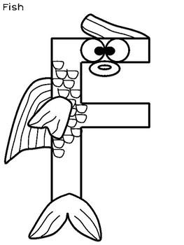 Pin On Alphabet Crafts
