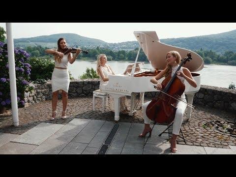 Hallelujah Instrumental (Cover) Piano Violin Cello