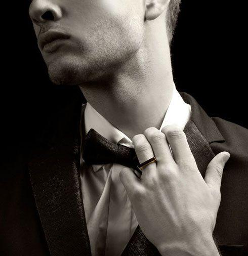 mens black diamond rings engagement - Black Diamond Wedding Rings For Him